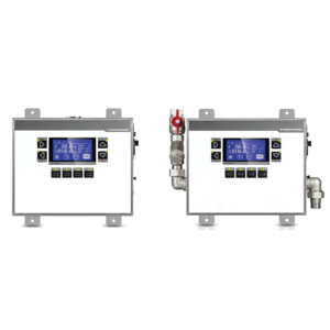 water doser and liter counter